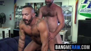 Damon Andros and Alessio Romero hard fuck